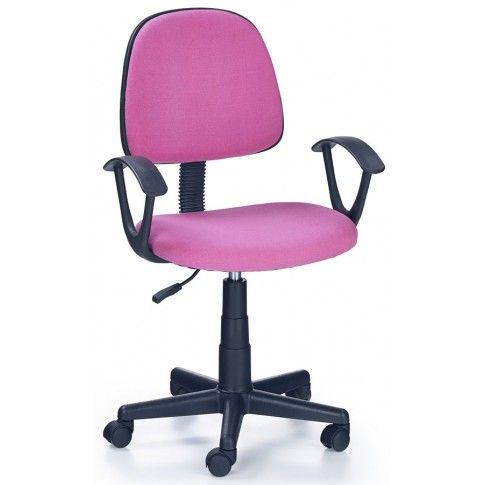 Zdjęcie produktu Fotel młodzieżowy Bomer - różowy.