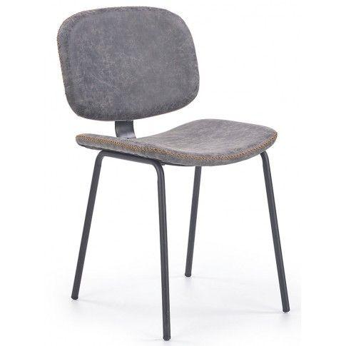 Zdjęcie produktu Krzesło industrialne Terrin - popielate.