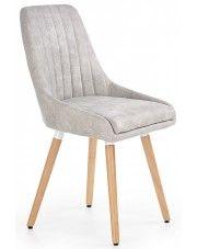 Krzesło skandynawskie Eadon - popielate