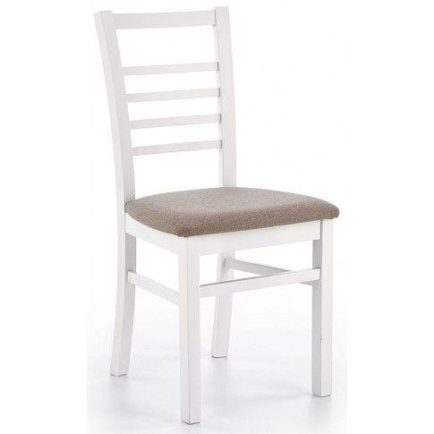 Zdjęcie produktu Krzesło drewniane Loren - białe.