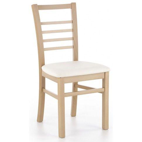 Zdjęcie produktu Krzesło drewniane Loren - dąb miodowy.