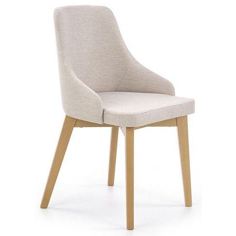 Zdjęcie produktu Krzesło tapicerowane Altex - jasny beż.