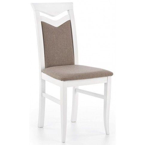 Zdjęcie produktu Krzesło drewniane Eric - białe.