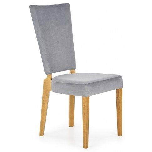 Zdjęcie produktu Krzesło drewniane Amols - popiel + dąb miodowy.