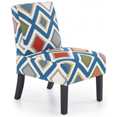 Zdjęcie produktu Wypoczynkowy fotel do salonu - Lavir kolorowy.