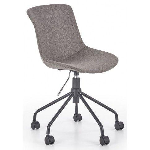 Zdjęcie produktu Fotel dla ucznia Nikko - ciemny popiel.