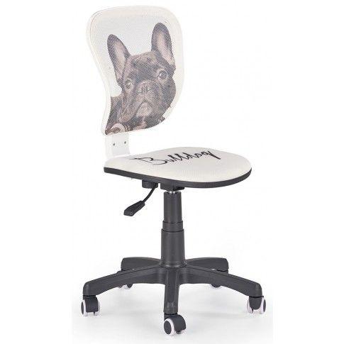 Zdjęcie produktu Dziecięcy fotel obrotowy Eliot - buldog.