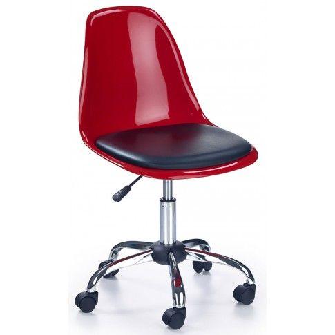 Zdjęcie produktu Fotel młodzieżowy Dafi - czerwony.