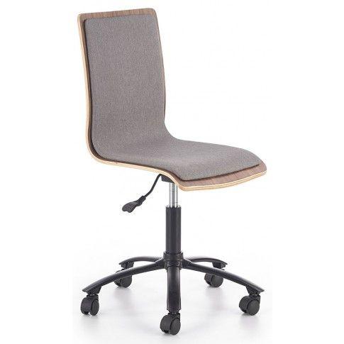 Zdjęcie produktu Fotel młodzieżowy Forin - popielaty.