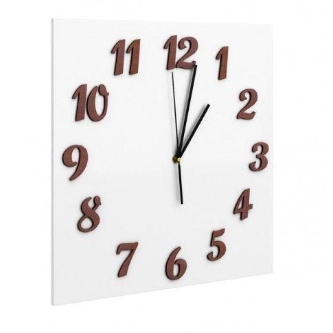 Zdjęcie produktu Zegar ścienny Presto - Biały.