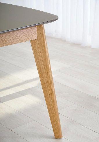 Nowoczesny stół Varso - dąb
