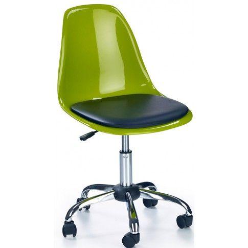Zdjęcie produktu Fotel młodzieżowy Dafi - zielony.
