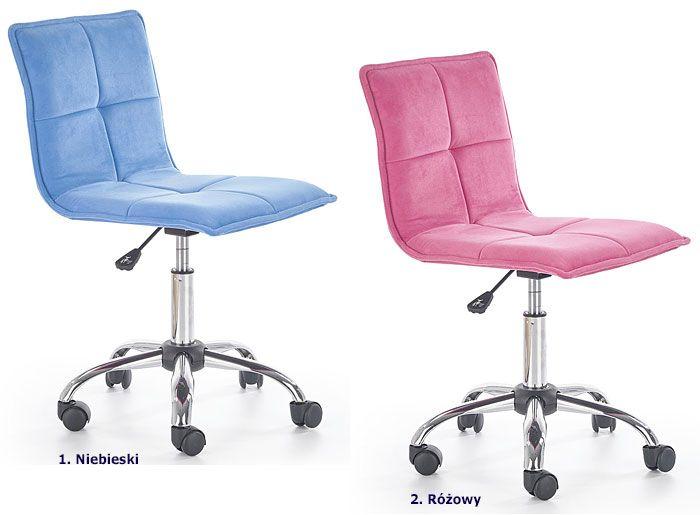 Młodzieżowy fotel obrotowy do biurka Lafix