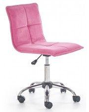 Fotel dla dziewczynki Lafix - różowy