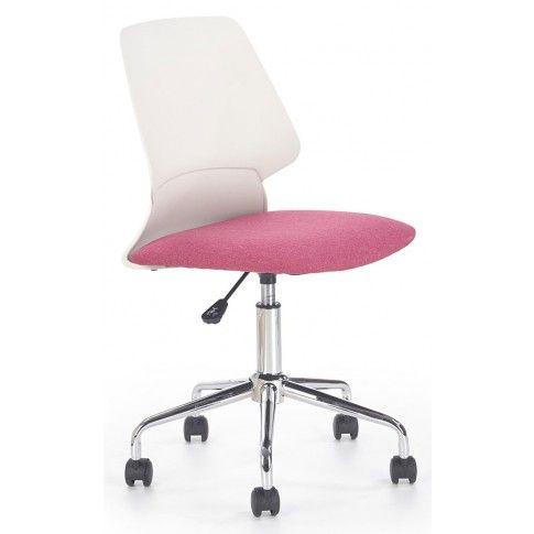 Zdjęcie produktu Fotel dla dziewczynki Eskan - różowy.