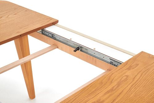 Naturalny stół Portis - drewniany