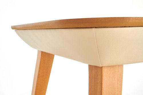 Stylowy stół rozkładany Portis - dąb