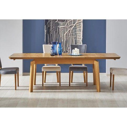 Zdjęcie produktu Minimalistyczny stół Tudor - rozkładany.