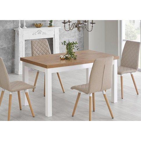 Zdjęcie produktu Modernistyczny stół Selen - rozkładany.