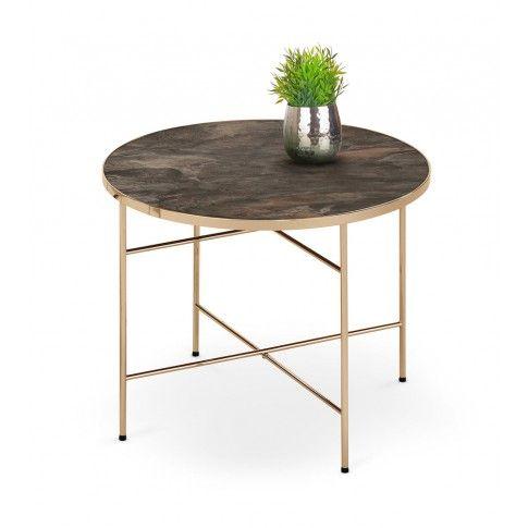 Zdjęcie produktu Piękny stolik kawowy Coleo - marmur.