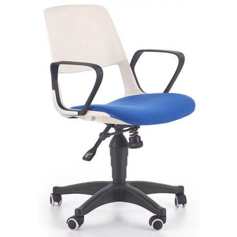 Zdjęcie produktu Fotel młodzieżowy Feris - niebieski.