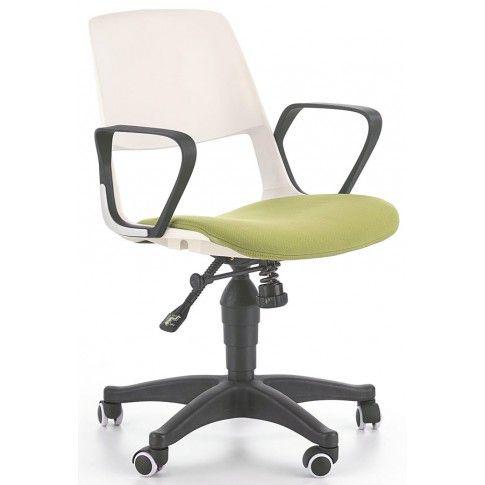 Zdjęcie produktu Fotel obrotowy Feris - zielony.