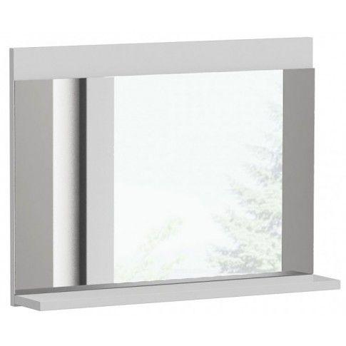 Zdjęcie produktu Lustro łazienkowe Lafis 3X - biały połysk.