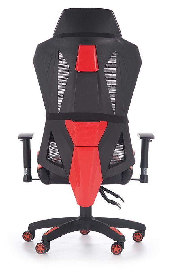 Innowacyjny fotel obrotowy Nikos - do gabinetu