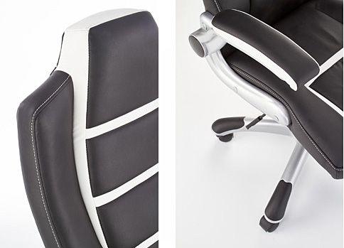 Komfortowy fotel do biura Harold - obrotowy