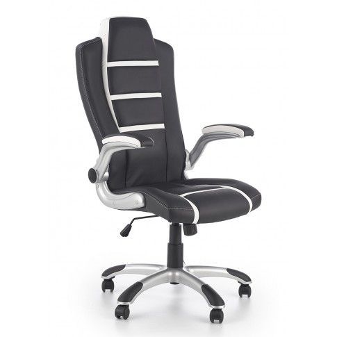 Zdjęcie produktu Fotel gabinetowy Harold - czarny.