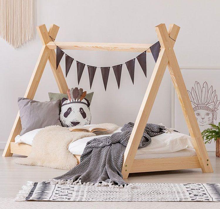 Łóżko dla dziecka namiot Miles 13X