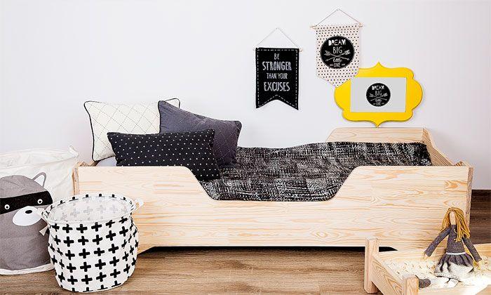 Młodzieżowe łóżko Lexin 2X