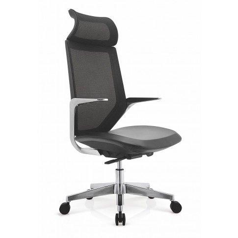 Zdjęcie produktu Fotel gabinetowy Maris - czarny.