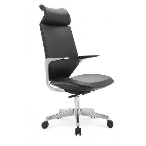Zdjęcie produktu Fotel gabinetowy Maron - czarny.