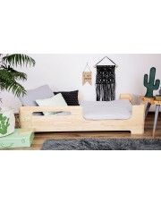 Łóżko drewniane Lexin 3X - 21 rozmiarów