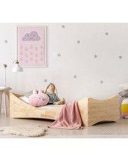 Łóżko drewniane Lexin 4X - 21 rozmiarów w sklepie Edinos.pl