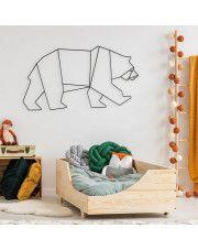 Łóżko drewniane Lexin 5X - 21 rozmiarów w sklepie Edinos.pl