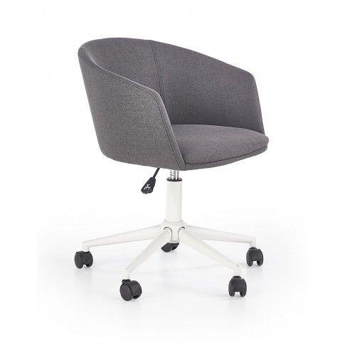 Zdjęcie produktu Fotel obrotowy Renes - popielaty.