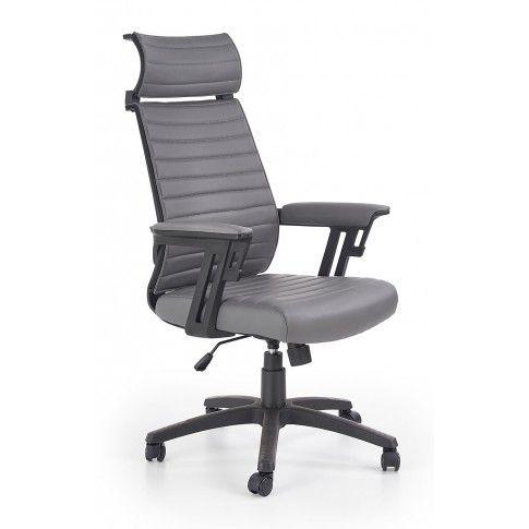 Zdjęcie produktu Fotel gabinetowy Taurus - popielaty.