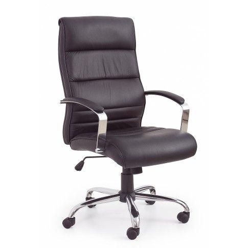 Zdjęcie produktu Fotel gabinetowy Canot - czarny.
