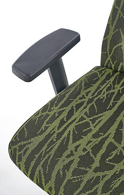 Stylowy fotel gabinetowy Ibis - komfortowy