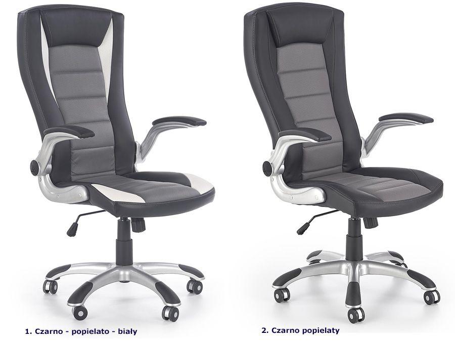 Obrotowy fotel do biura Ragot - nowoczesny
