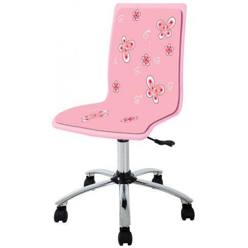 Zdjęcie produktu Fotel dla dziewczynki Gimmer - różowy.