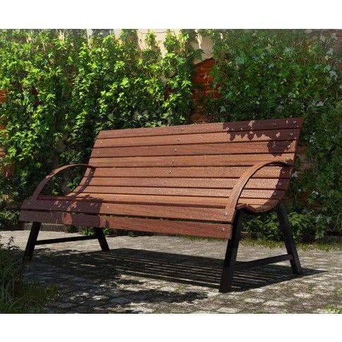 Zdjęcie produktu Ławka ogrodowa Wagris 150 cm.