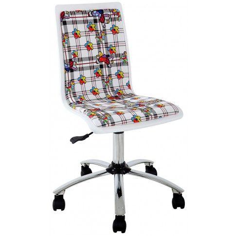 Zdjęcie produktu Fotel młodzieżowy Gimmer - biały.