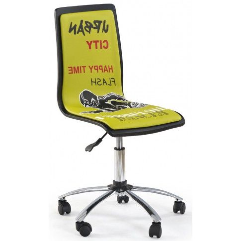 Zdjęcie produktu Fotel młodzieżowy Gimmer - żółty.