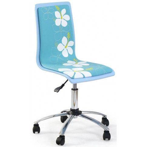Zdjęcie produktu Fotel młodzieżowy Gimmer - błękitny.