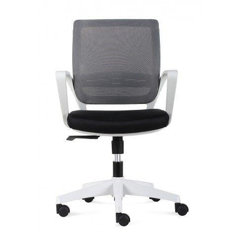 Zdjęcie produktu Fotel biurowy Tekon - szaro - czarny.
