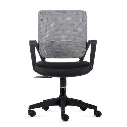 Zdjęcie produktu Fotel biurowy Tukon - czarno - szary.