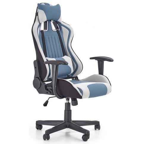 Zdjęcie produktu Fotel obrotowy z regulowanym oparciem Topix.